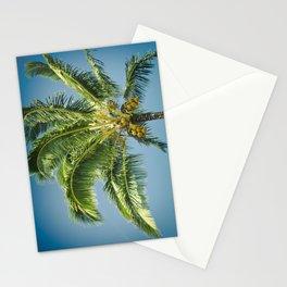 keanae hawaiian coconut palm Stationery Cards