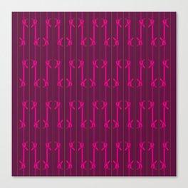 knots&knots Canvas Print