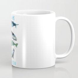whales alwhales Coffee Mug
