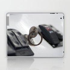 Turn the Key Laptop & iPad Skin