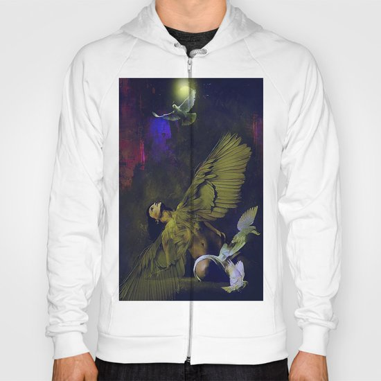 The revelation of the angel Hoody