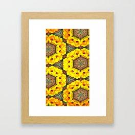 Daffodils Framed Art Print