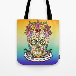 There Is More Time Than Life Tote Bag