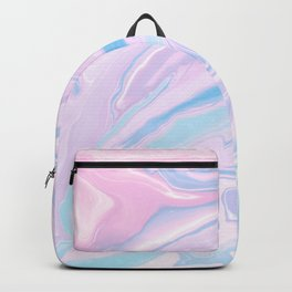 Pastel Unicorn Marble Dream #1 #pastel #decor #art #society6 Backpack