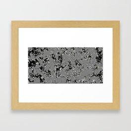 Cubb1d Framed Art Print