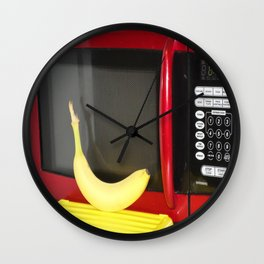 MICRO-B-SMILE Wall Clock