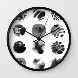 Year of Moons Wall Clock