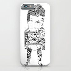Jacky with tattoo. iPhone 6s Slim Case