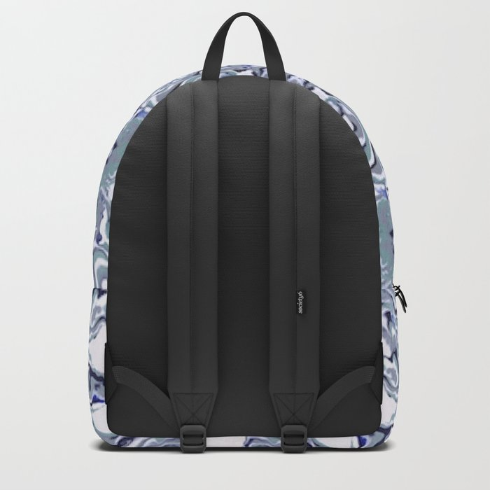 Periwinkle Oyster Farm Backpack