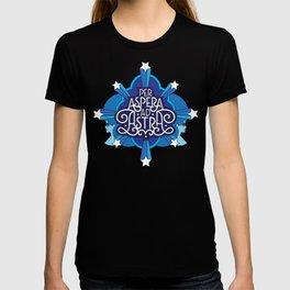 Through Hardship To The Stars T-shirt