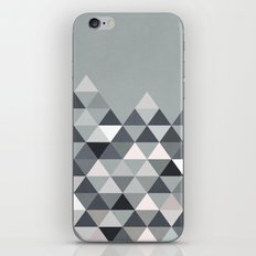 Nordic Combination 25 iPhone & iPod Skin