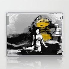 Leia and Jabba Laptop & iPad Skin