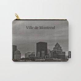 Ville De Montreal Carry-All Pouch
