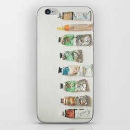 Oil Paints iPhone Skin