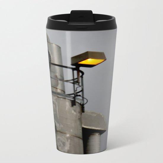 After the Fallout Metal Travel Mug