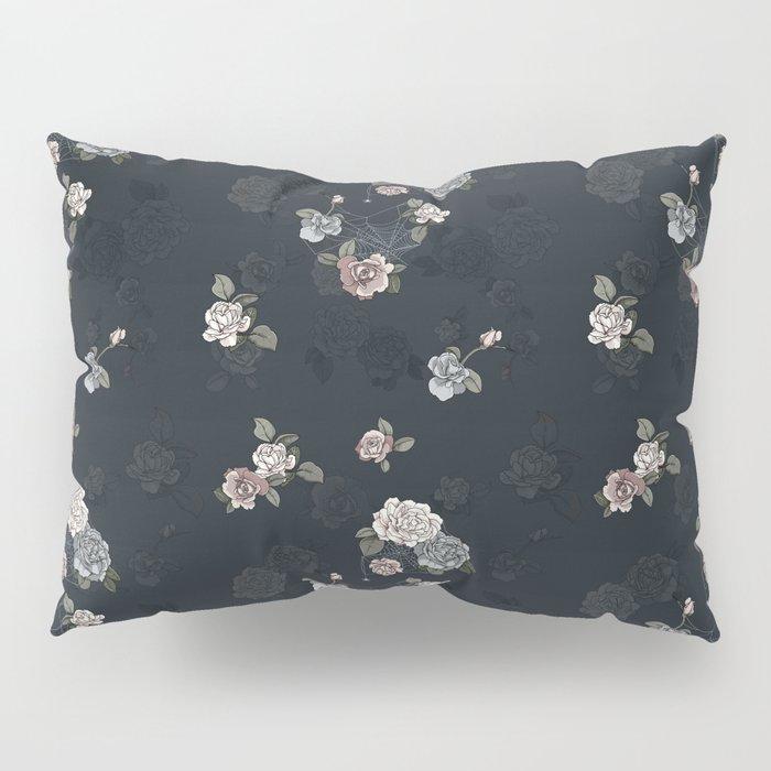 Ghost Roses Pillow Sham