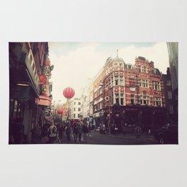 Chinatown , London. Rug