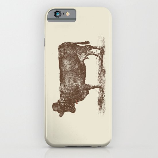 Cow Cow Nut #1 iPhone & iPod Case