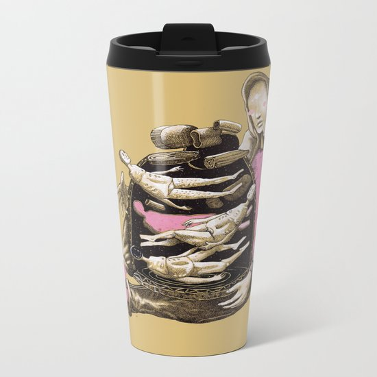 creator Metal Travel Mug