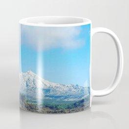 Mt Ruapahu Coffee Mug