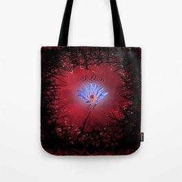 Lily Among Thorns Tote Bag