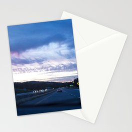 Highway 101, San Luis Obispo Stationery Cards