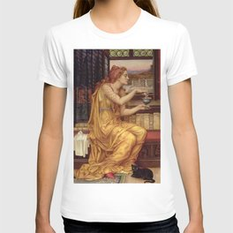 THE LOVE POTION - EVELYN DE MORGAN  T-shirt