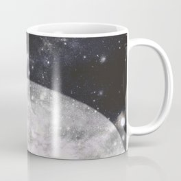 Mystic Lake Dark & Gray Coffee Mug