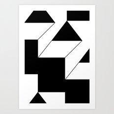 haus 1 Art Print