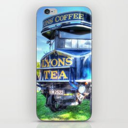 Lyons Tea van iPhone Skin