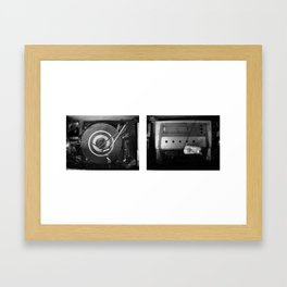 obsolete Framed Art Print