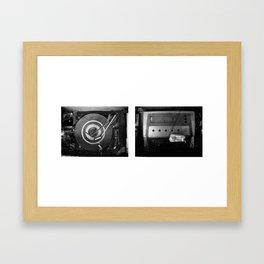 obsolete Framed Art Print