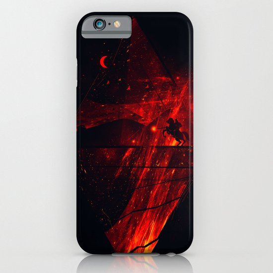 The Firestarter iPhone & iPod Case