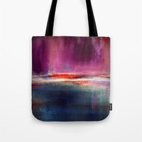 romance Tote Bags featuring Romance by Liz Moran