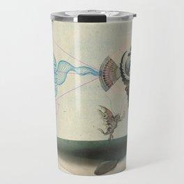 Leptomedusa cetacea Travel Mug