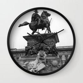 Vittorio Emanuele II Monument Wall Clock