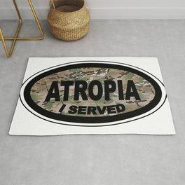 Atropia Camo Badge Rug