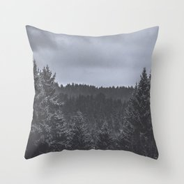Deep love Throw Pillow