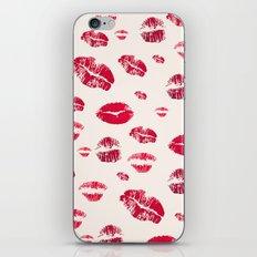 Sweet Kiss iPhone & iPod Skin