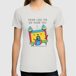 The kid inside you T-shirt