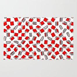 Polka Dot Books Pattern II Rug