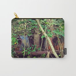 Nature's Reclaiming Carry-All Pouch