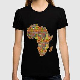 Kente Inspired T-shirt