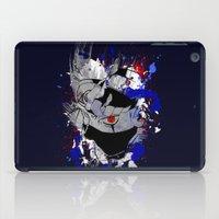 kakashi iPad Cases featuring Kakashi Eye by feimyconcepts05