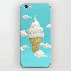 Big Ice Cream iPhone & iPod Skin