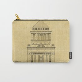 Grant's Tomb Carry-All Pouch