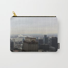 NYC West Side Panorama with Hudson River Carry-All Pouch