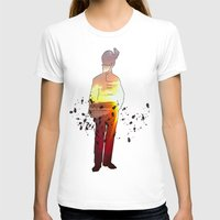 soldier T-shirts featuring Soldier by CAtsNDresses