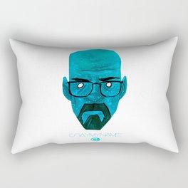 Blue Persuasion  Rectangular Pillow