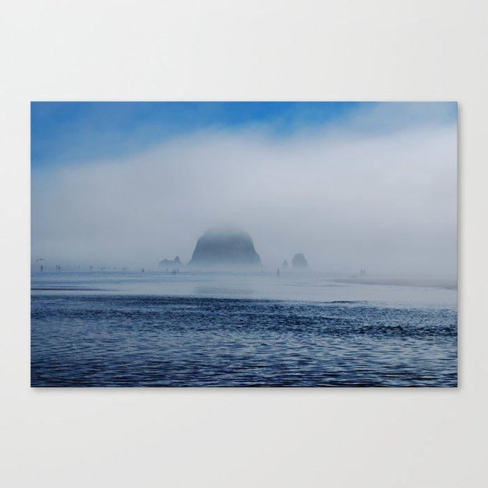 Sift Canvas Print